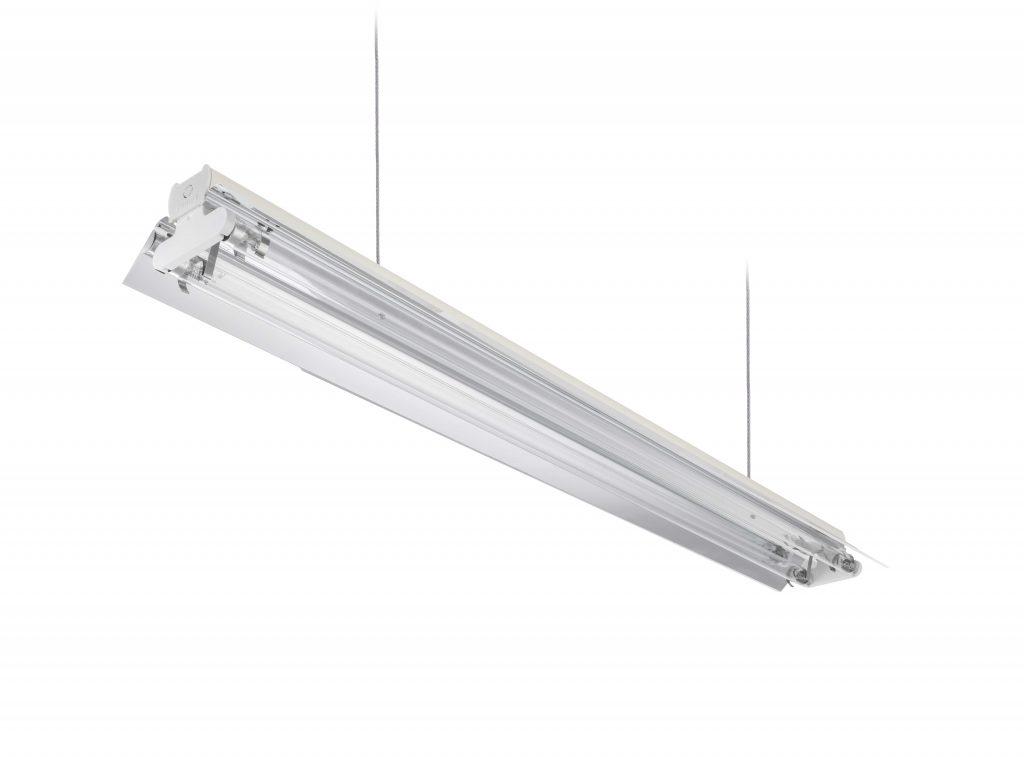 Bộ máng đèn UV-C Philips (đôi) khử trùng diệt virus - Signify