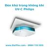 Đèn khử trùng không khí UVC Philips - Gắn trần cao lắp nổi - DaiThu.com - 0904 723 825 - Diệt khuẩn không khí hiệu quả cao