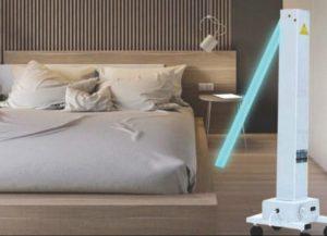 Giải pháp khử trùng khách sạn resort diệt khuẩn buồng phòng Philips Trolley