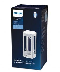 Bộ đèn bàn UV C Philips khử trùng diệt vi rút 24W chính hãng