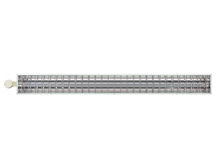Bộ đèn thanh khử khuẩn tia cực tím UVC có cảm biến - Linear Batten Sensor 1m2 Philips TMS160C TUV 1x36W