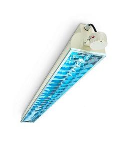 Bộ đèn thanh khử khuẩn tia cực tím UVC có cảm biến - Linear Batten Sensor 1m2 Philips TMS160C TUV 36W