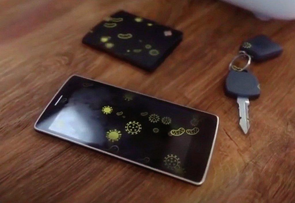 Hộp khử trùng UVC Philips khử trùng điện thoại không dùng hóa chất - DaiThuCom