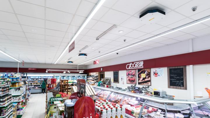 Khử khuẩn Siêu thị & Chuỗi cửa hàng bằng đèn UVC Philips - UVC Disinfection for Market & Retail 4 - DaiThuCom