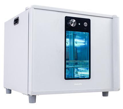Tủ khử trùng UV C Chamber 68W UVCC100 77L