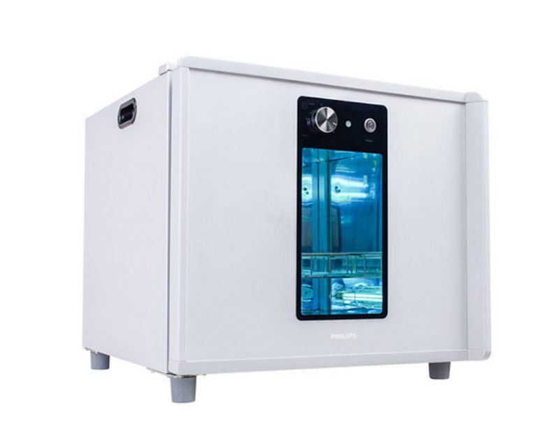 Tủ khử trùng UV C Chamber 68W UVCC100 77L khử khuẩn văn phòng